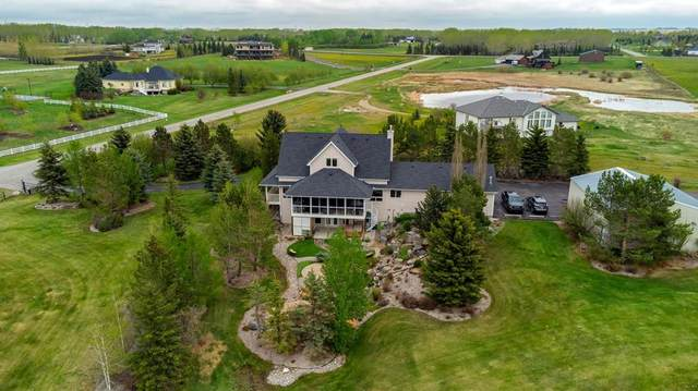 38 Rainbow Boulevard, Rural Rocky View County, AB T0M 0E0 (#A1110179) :: Calgary Homefinders