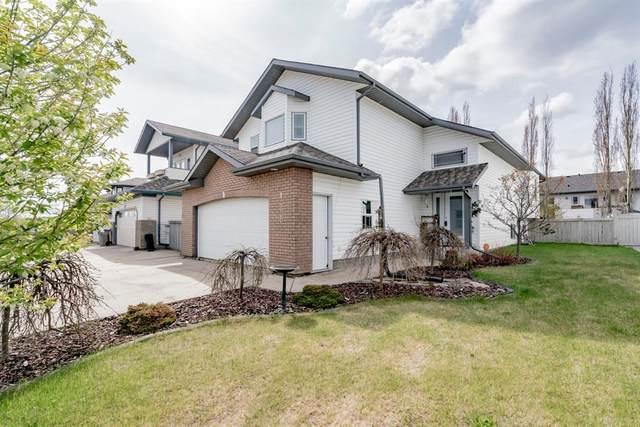 126 Pinnacle Way, Grande Prairie, AB T8W 2N9 (#A1110251) :: Calgary Homefinders