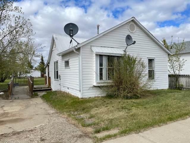 214 1 Avenue E, Hanna, AB T0J 1P0 (#A1110259) :: Calgary Homefinders