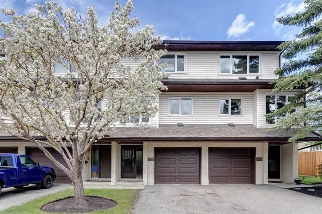 1190 Ranchview Road NW #122, Calgary, AB T3G 1Y2 (#A1110261) :: Calgary Homefinders