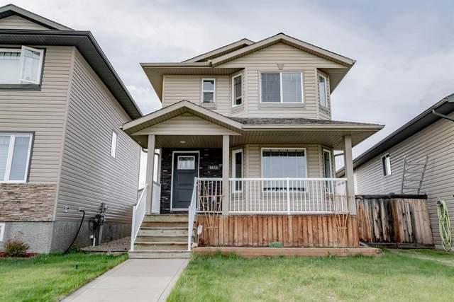 8610 102B Avenue, Grande Prairie, AB T8X 0B5 (#A1110321) :: Calgary Homefinders