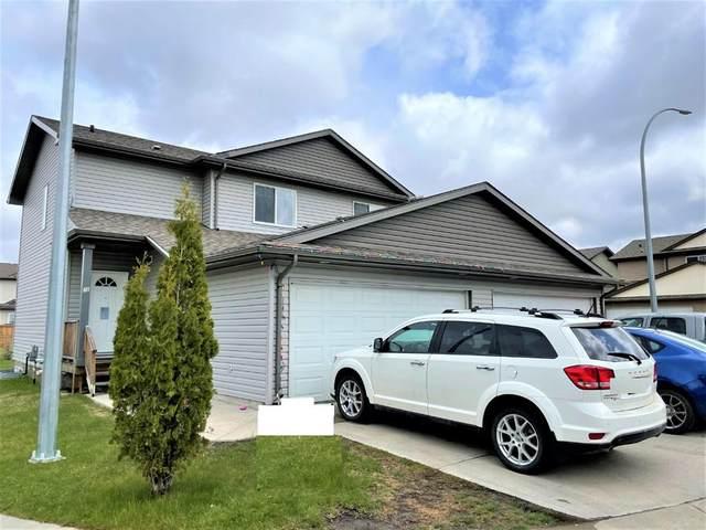 6802 50 Avenue #36, Camrose, AB T4V 5C7 (#A1110333) :: Calgary Homefinders
