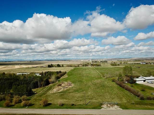 466097 120 Street E, Rural Foothills County, AB T1V 1N3 (#A1110404) :: Calgary Homefinders