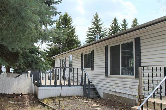 6205 54 Street #35, Ponoka, AB T4J 1M5 (#A1110409) :: Greater Calgary Real Estate
