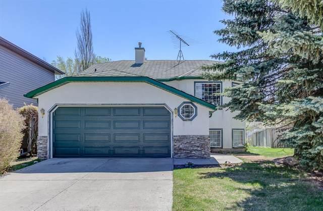 41 Cimarron Hill, Okotoks, AB T1S 1M9 (#A1110462) :: Calgary Homefinders