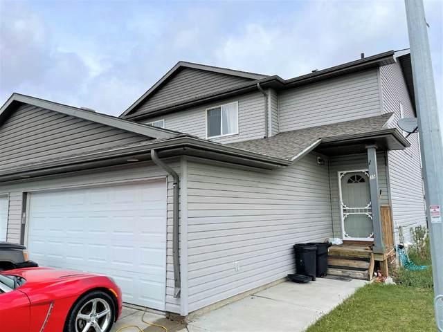 6802 50 Avenue #35, Camrose, AB T4V 5C7 (#A1110486) :: Calgary Homefinders