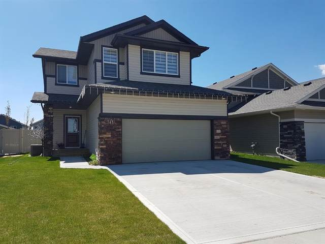 45 Tyson Crescent, Red Deer, AB T4P 0T1 (#A1110495) :: Calgary Homefinders