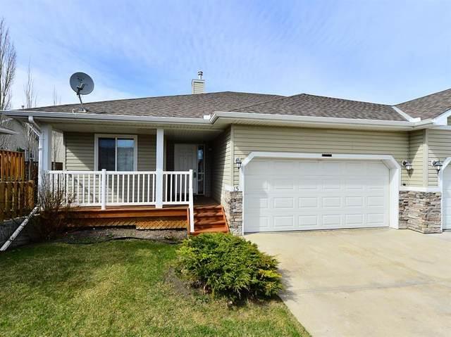 117 Bow Ridge Drive #15, Cochrane, AB T4C 2G9 (#A1110556) :: Calgary Homefinders