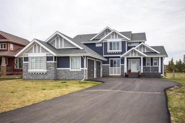 702 Bridgeview Road, Rural Ponoka County, AB T0C 2J0 (#A1110574) :: Calgary Homefinders