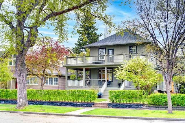 2719 Wolfe Street SW, Calgary, AB T2T 3R8 (#A1110575) :: Calgary Homefinders