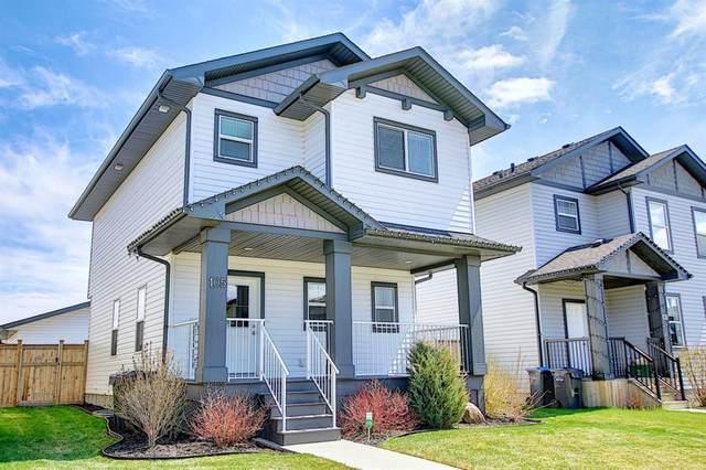 105 Hinshaw Drive, Sylvan Lake, AB T4S 1L6 (#A1110631) :: Western Elite Real Estate Group