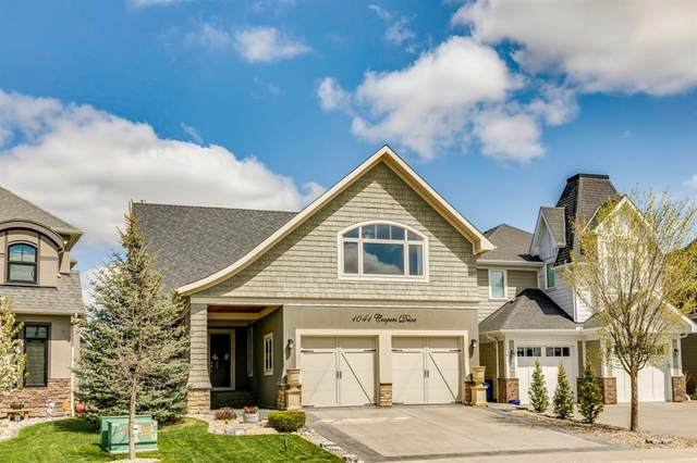 1041 Coopers Drive SW, Airdrie, AB T4B 3L9 (#A1110649) :: Calgary Homefinders
