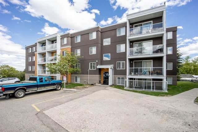 4455C Greenview Drive NE #202, Calgary, AB T2E 6M1 (#A1110677) :: Greater Calgary Real Estate