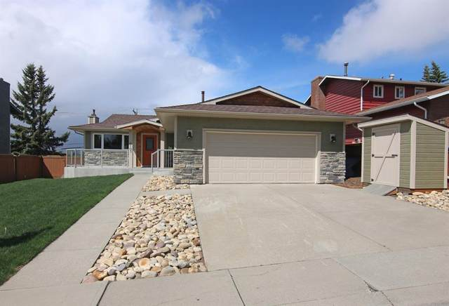 6103 84 Street NW, Calgary, AB T3B 4X4 (#A1110699) :: Calgary Homefinders