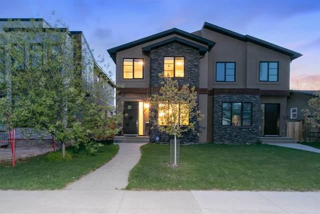 3A 37 Street SW, Calgary, AB T3C 1R3 (#A1110758) :: Calgary Homefinders