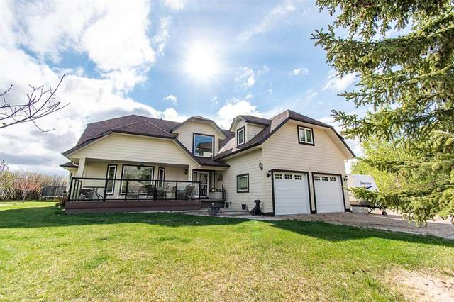 292191 Township Road 264, Rural Rocky View County, AB T4A 0N3 (#A1110798) :: Calgary Homefinders