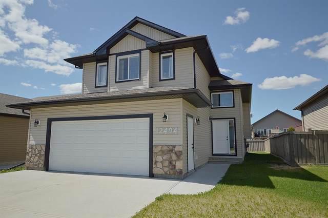 12404 102B Street, Grande Prairie, AB T8V 6J2 (#A1110811) :: Calgary Homefinders