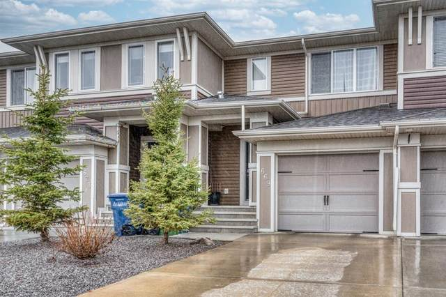 669 Hillcrest Road SW, Airdrie, AB T4B 4C7 (#A1110823) :: Western Elite Real Estate Group