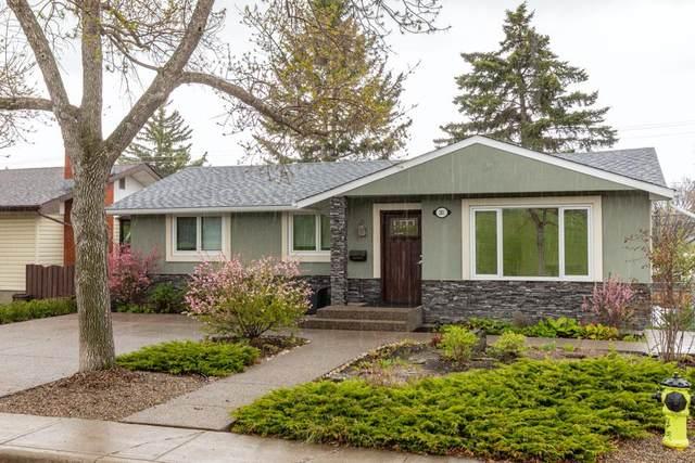 281 Capri Avenue NW, Calgary, AB T2L 0H9 (#A1110833) :: Calgary Homefinders
