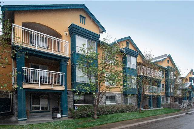 25 Richard Place SW #201, Calgary, AB T3E 7N1 (#A1110838) :: Calgary Homefinders