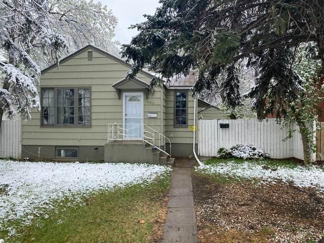 1509 9 Avenue S, Lethbridge, AB T1J 1V9 (#A1110893) :: Calgary Homefinders