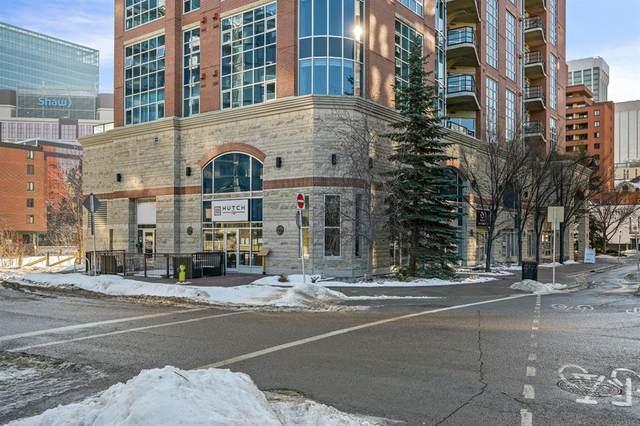 104 7 Street SW, Calgary, AB T2P 5N7 (#A1110907) :: Calgary Homefinders