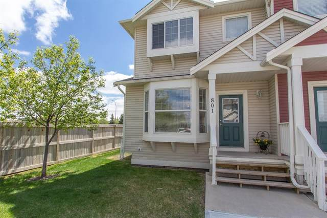 703 Luxstone Square SW #801, Airdrie, AB T4B 0A3 (#A1110937) :: Calgary Homefinders