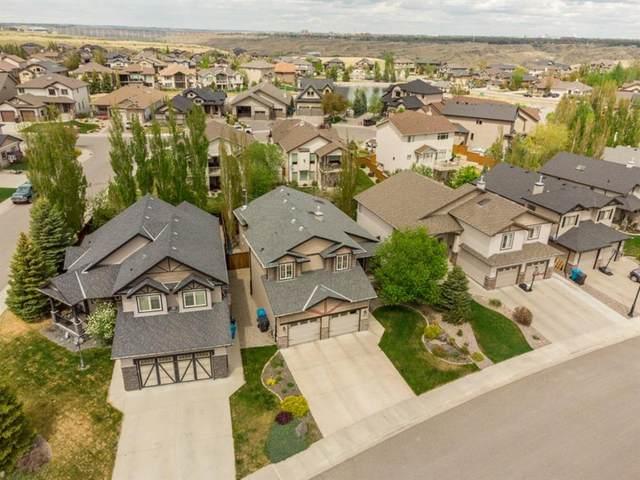 45 Canyoncrest Point W, Lethbridge, AB T1K 7Y4 (#A1110972) :: Calgary Homefinders
