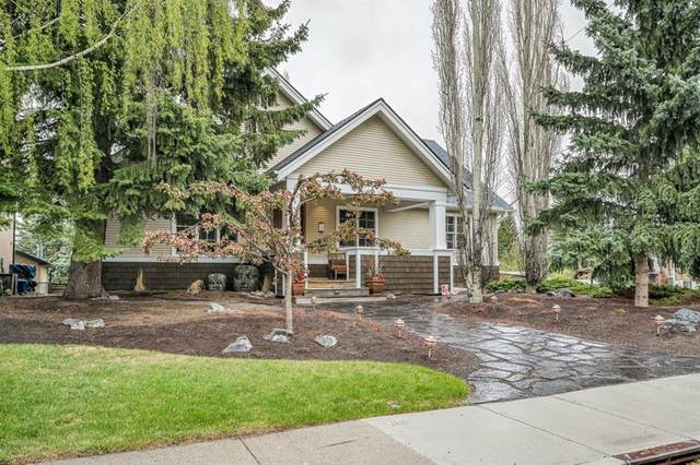 72 Woodlark Drive SW, Calgary, AB  (#A1111013) :: Calgary Homefinders