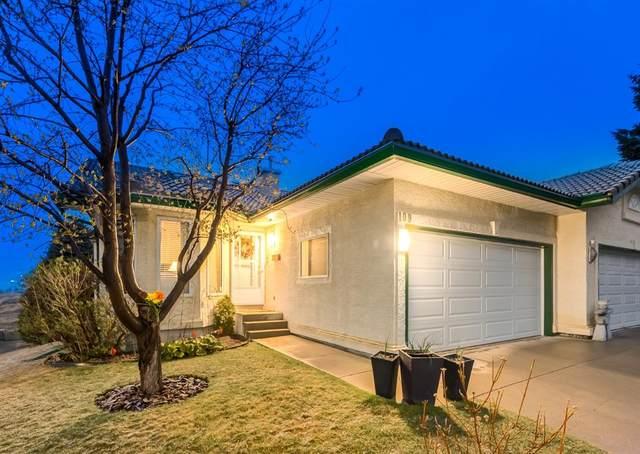 109 Strathearn Gardens SW, Calgary, AB T3H 2R1 (#A1111037) :: Calgary Homefinders
