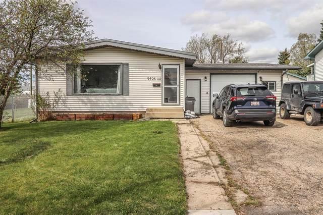 9426 112 Avenue, Grande Prairie, AB T8V 1V4 (#A1111082) :: Team Shillington   eXp Realty