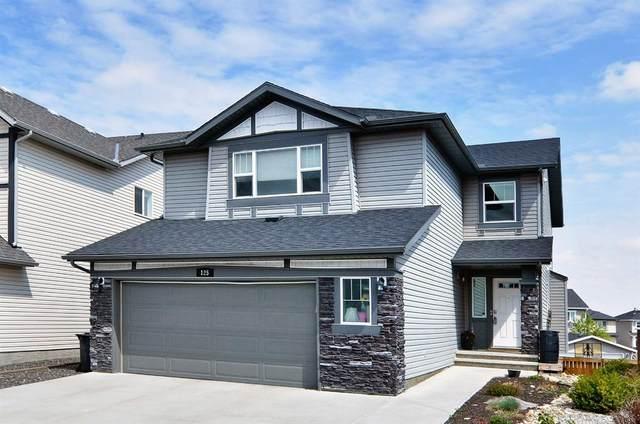 125 Drake Landing Heath, Okotoks, AB T1S 0G8 (#A1111097) :: Calgary Homefinders