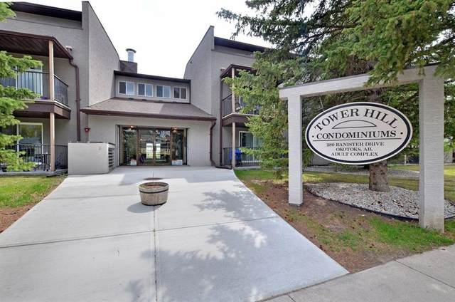 280 Banister Drive #306, Okotoks, AB T1S 1Y5 (#A1111108) :: Calgary Homefinders