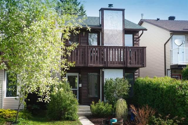 4528 Montgomery Avenue NW, Calgary, AB T3B 0K9 (#A1111110) :: Calgary Homefinders