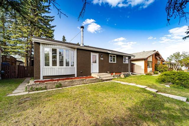 723 Maryvale Way NE, Calgary, AB T2A 2V8 (#A1111111) :: Calgary Homefinders