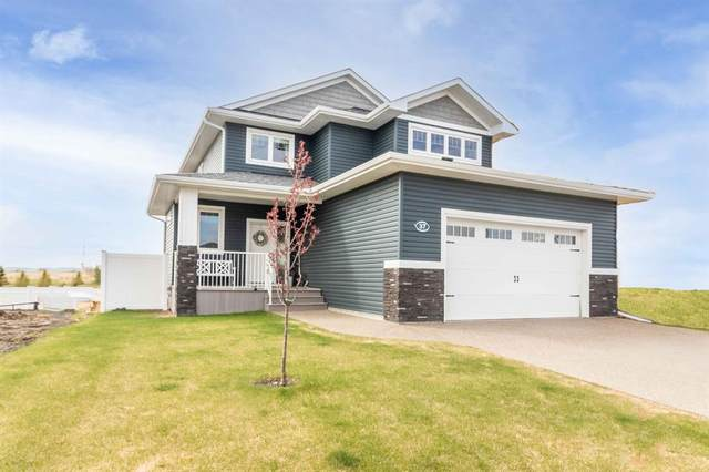 37 Longmire Close, Red Deer, AB T4R 0S7 (#A1111113) :: Calgary Homefinders