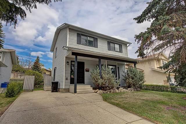 56 Deersaxon Circle SE, Calgary, AB T2J 6R5 (#A1111130) :: Calgary Homefinders