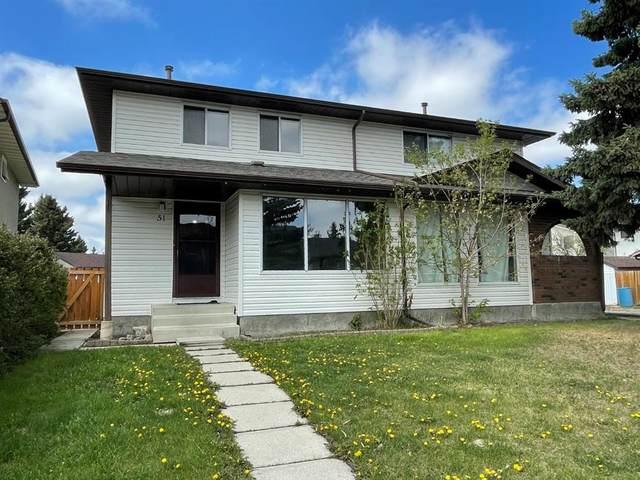 51 Cedarwood Hill SW, Calgary, AB T2W 3H4 (#A1111149) :: Calgary Homefinders