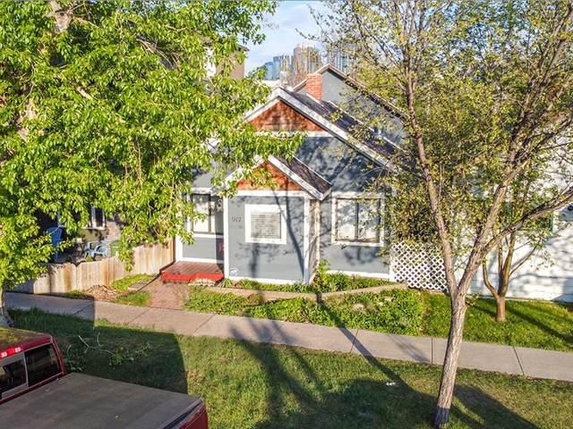 917 4 Avenue NW, Calgary, AB T2N 0N1 (#A1111156) :: Western Elite Real Estate Group