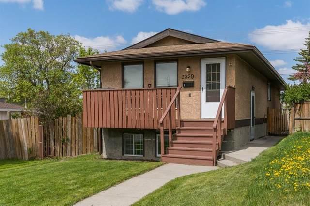 2820 9 Avenue SE, Calgary, AB T2A 0B9 (#A1111175) :: Calgary Homefinders