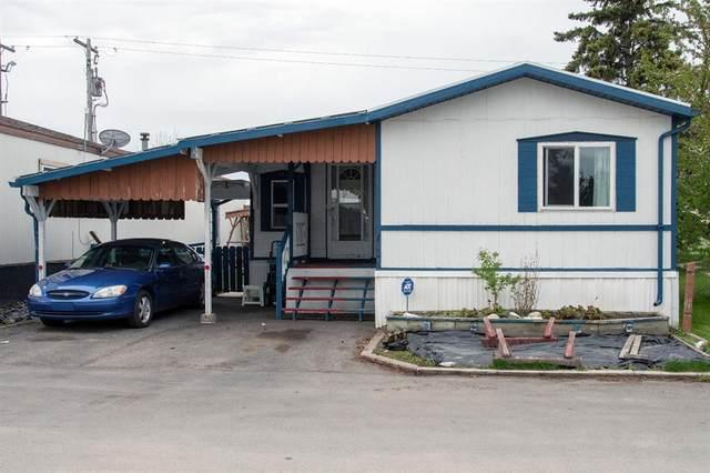 117 Sunset Way NE, High River, AB T1V 1J4 (#A1111181) :: Calgary Homefinders