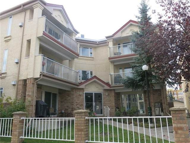 1723 35 Street SE #101, Calgary, AB T2A 1B4 (#A1111209) :: Calgary Homefinders