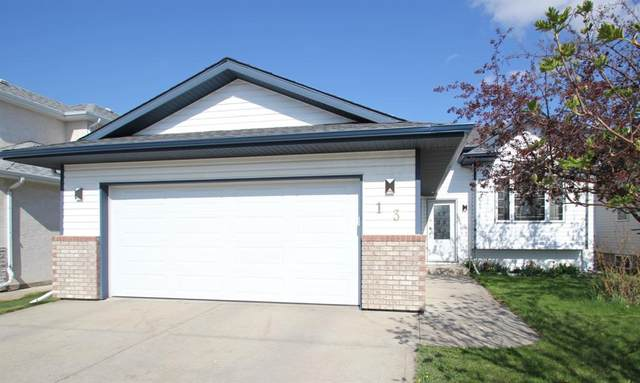 13 Kendall Crescent, Red Deer, AB T4P 3S5 (#A1111213) :: Western Elite Real Estate Group