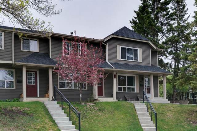 641 Queensland Place SE, Calgary, AB T2J 6R6 (#A1111233) :: Calgary Homefinders