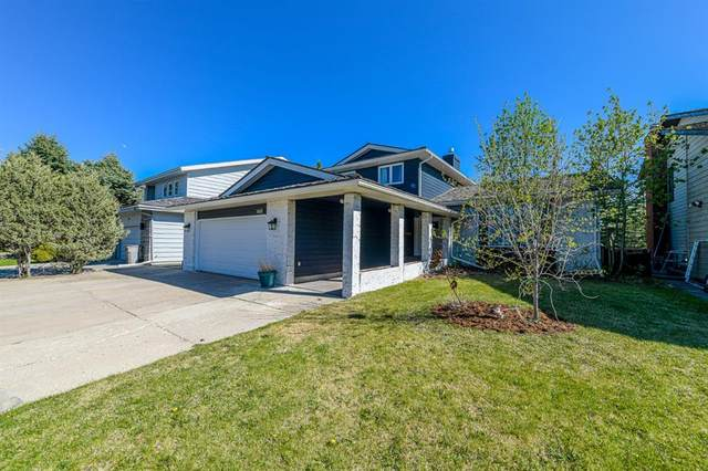 9609 62 Avenue, Grande Prairie, AB T8W 2C1 (#A1111267) :: Calgary Homefinders