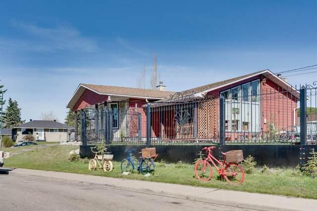4610 Greenhill Crescent NE, Calgary, AB T2E 5S2 (#A1111304) :: Greater Calgary Real Estate