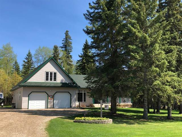 55061 Township Road 462 53A, Rural Wetaskiwin County, AB T0C 2X0 (#A1111336) :: Calgary Homefinders