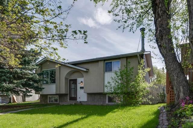 1323 Lake Sylvan Drive SE, Calgary, AB T2J 3E2 (#A1111341) :: Calgary Homefinders