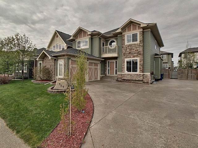 737 Canoe Avenue SW, Airdrie, AB T4B 3K5 (#A1111348) :: Calgary Homefinders