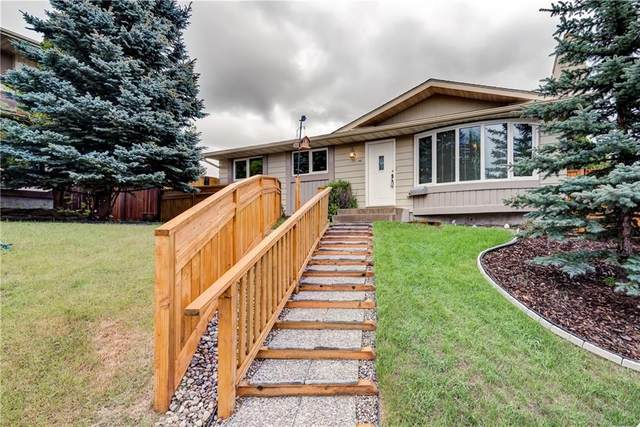 48 Silverstone Place NW, Calgary, AB  (#A1111352) :: Calgary Homefinders